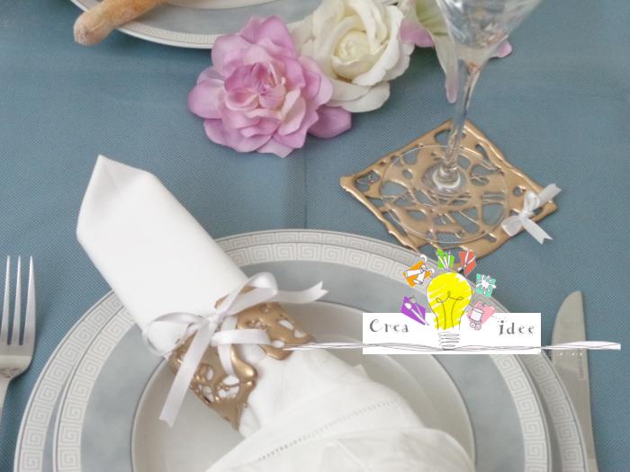 L 39 angolo creativo decorazioni per la tavola fai da te - Decorazioni tavola capodanno fai da te ...