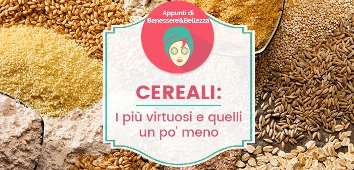 pregi cereali