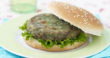 hamburger spinaci