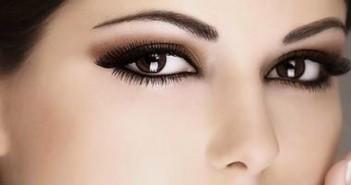 makeup occhi neri
