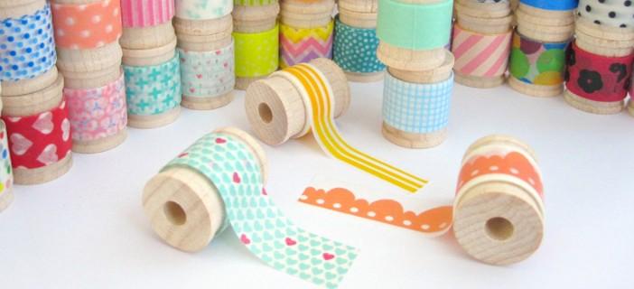 Decorare casa con il washi tape