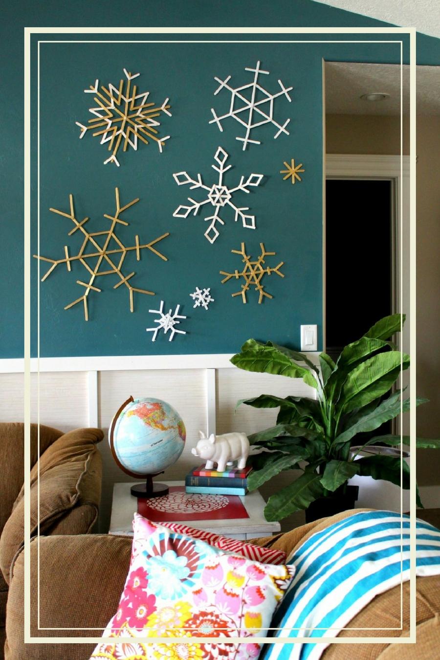 Decorazioni natalizie fai da te gli addobbi per la casa - Decorazioni natalizie ...