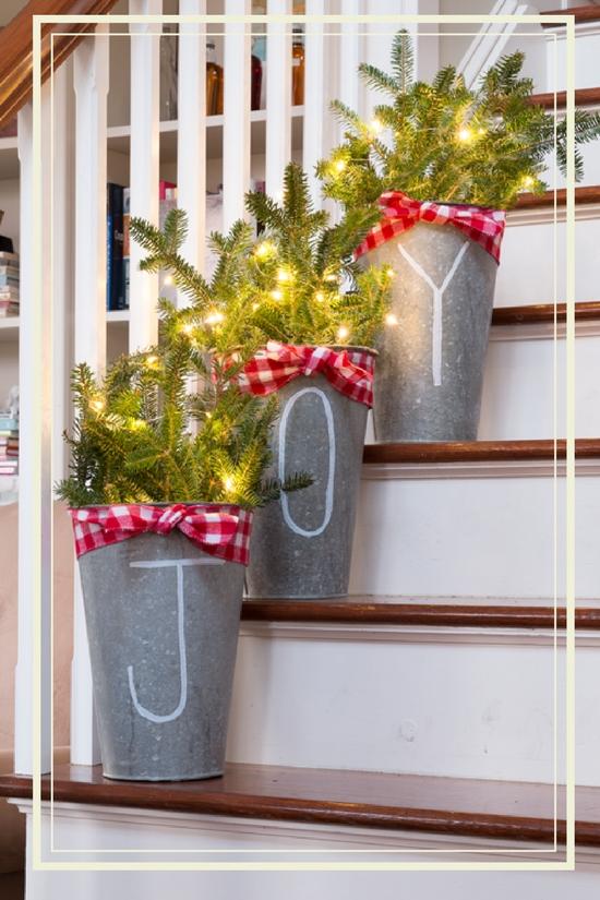 Decorazioni natalizie fai da te gli addobbi per la casa - Idee per decorazioni natalizie per la casa ...