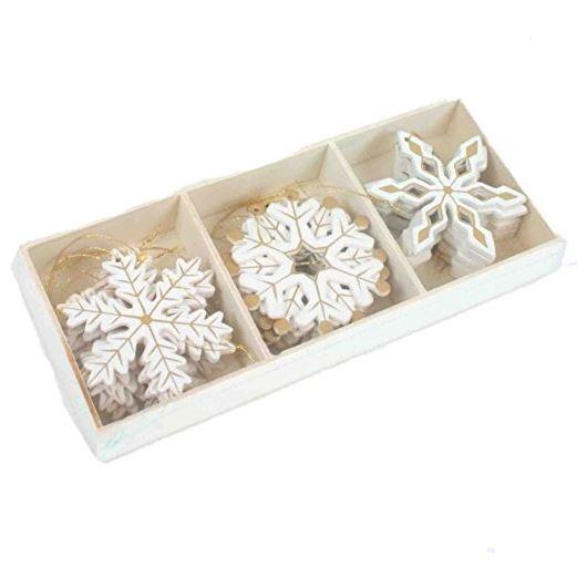 Decorazioni natalizie fai da te come addobbare l 39 albero blog buoni sconto coupon - Decorazioni shabby chic fai da te ...