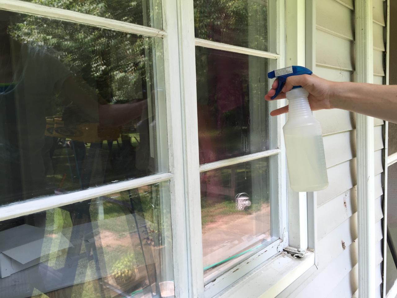 Come pulire i vetri senza rischiare aloni blog buoni - Pulire vetri finestre ...