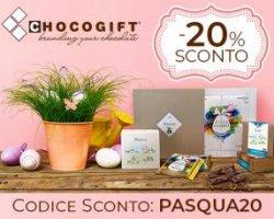 20% di sconto su Chocogift