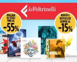 Buono 12€ LaFeltrinelli.it