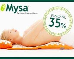 10% di sconto su Mysa.it