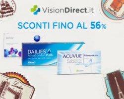 Supersconto su Visiondirect.it
