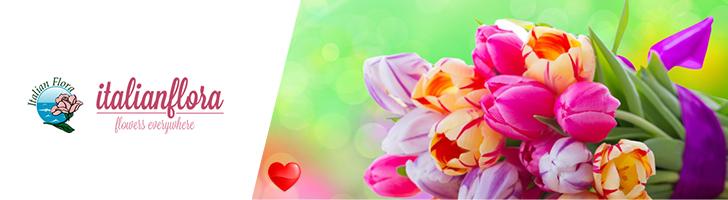 Spedizione Gratuita in tutto il mondo con Italian Flora!