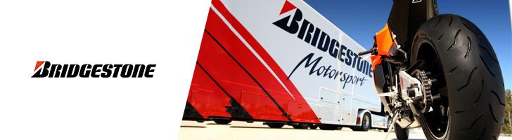 Bridgestone - Adesivi per personalizzare la tua moto in Omaggio!