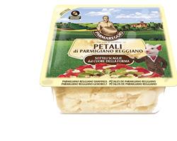 Buono sconto da stampare su Petali di Parma Parmareggio!