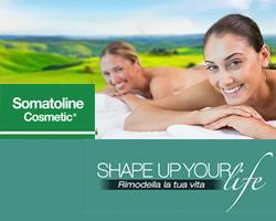 Somatoline Cosmetic: Vinci un fantastico WEEKEND per 2 PERSONE all'insegna del BENESSERE