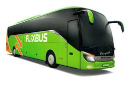 Autobus per viaggi in Europa a partire da 1€ con FlixBus!