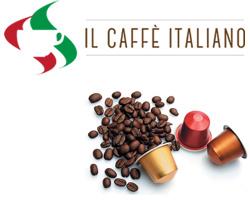 Il Caffè Italiano – Buono Sconto di 10 € su Capsule compatibili Nespresso