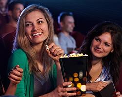 Biglietto per il cinema a 5,90€ da The Space
