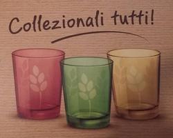 Bicchieri Barilla Integrali in omaggio, premio sicuro