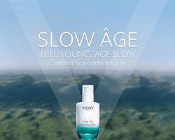 Richiedi il Campione omaggio Vichy Slow Age