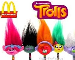 Da McDonald's arrivano i Trolls