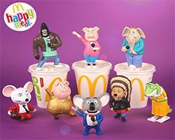Da McDonald's arrivano personaggi di Sing