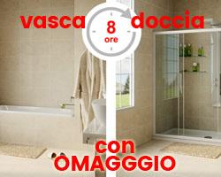 Offerte trasforma la tua vasca in doccia a metÁ prezzo con remail
