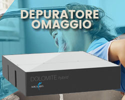 AquaBio: Ricevi un Depuratore in OMAGGIO
