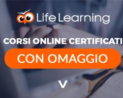 LifeLearning: Corsi online con Certificazione e OMAGGIO