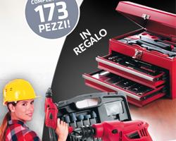 173 attrezzi professionali in REGALO con Giordano Vini!