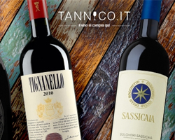TANNICO.IT - 10€ di sconto su vini pregiati