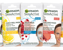 Diventa tester e ricevi un kit di maschere viso Garnier