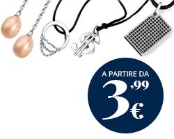 Gioielli Morellato a partire da 3,99€