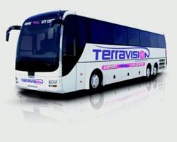 Terravision, bus da/per aeroporti low-cost