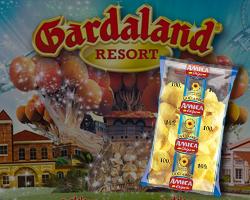 Entra gratis a Gardaland con Amica Chips!