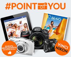 Alpitour: vinci fotocamere Nikon!