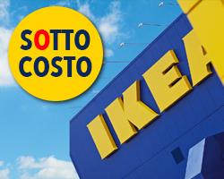 IKEA: è tornato il sottocosto!!!