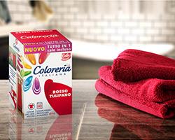 Buono sconto da 1,00€ su Coloreria Italiana con DonnaD
