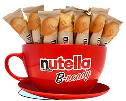 Campioni Omaggio Nutella B-Ready