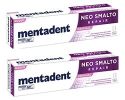 Diventa tester del dentifricio Mentadent Neo Smalto Repair