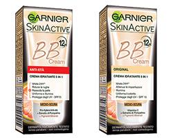 Diventa tester Garnier SkinActive BB Cream