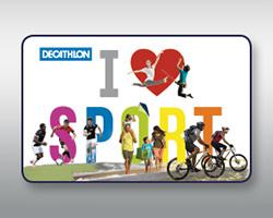 Rasoi Gillette: vinci buoni Decathlon da 100€