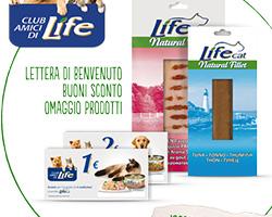Ricevi gratis campioni omaggio Life