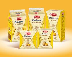 Ricettario di Emiliane Barilla e Parmigiano Reggiano