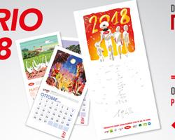 Calendario 2018 COOP omaggio