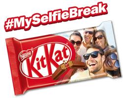 KitKat #MySelfieBreak: vinci 4.000 confezioni