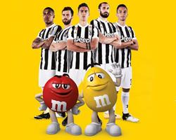 M&M's ti regala il calcio