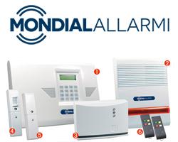 Sistema di allarme senza fili a 39€ al mese e smartphone in omaggio