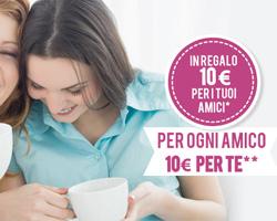 Lines Shop: ricevi gratis 10 euro senza minimo di spesa