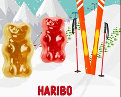 Haribo: vinci gratis un corso di sci a Selva di Valgardena