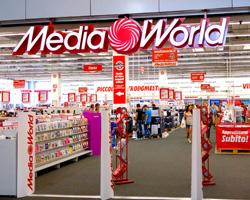 Ricevi un buono sconto da 10€ su Media World