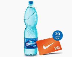 Vinci gratis gift card Nike da 100€ con Vitasnella